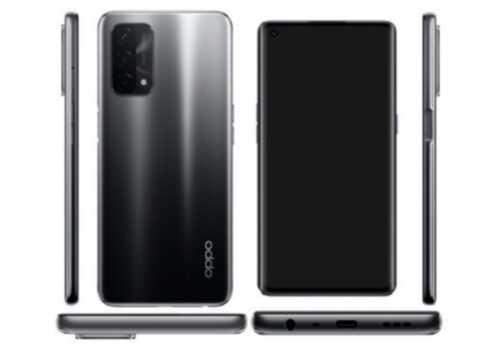 L'OPPO A93 5G qui a fui: plus de puissance et de connectivité