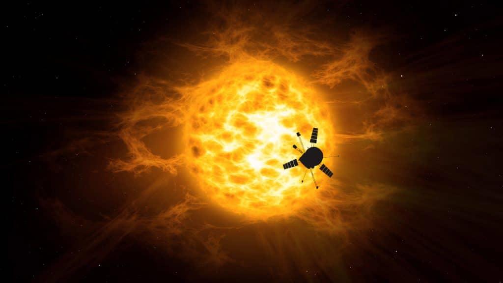 Exploration du soleil