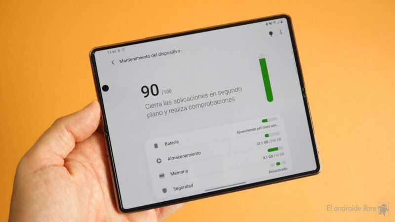 Le Samsung Galaxy Z Fold 2 est mis à jour vers Android 11