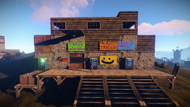 La console d'édition Rust a évalué l'ESRB sur le point de se lancer