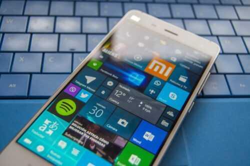 Les applications Office ne sont plus disponibles sur Windows 10 Mobile