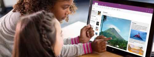 Les équipes permettront un contact enseignant-élève plus étroit avec Reflect