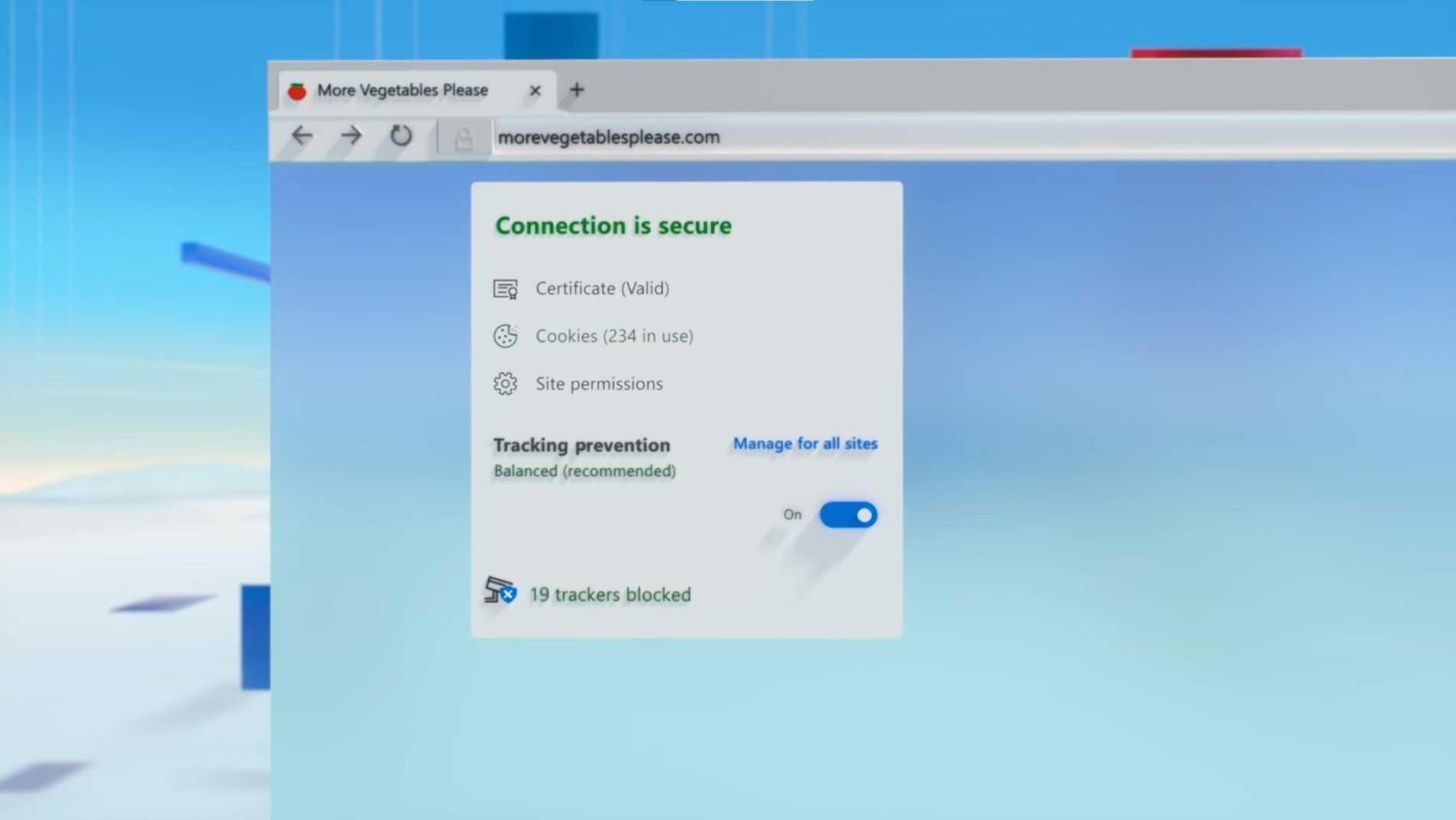 Les extensions auront leur propre accès externe dans Microsoft Edge