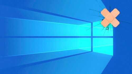 Microsoft travaille sur la résolution d'un échec qui peut corrompre notre disque