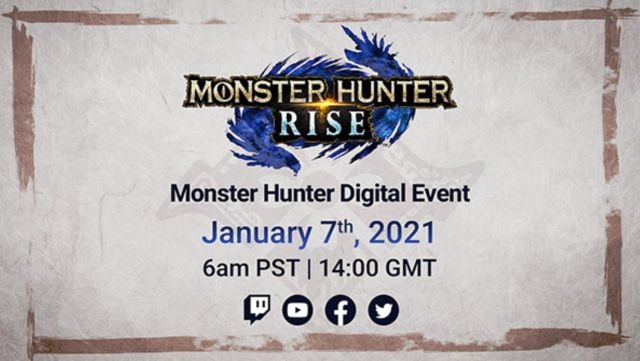 Démo Monster Hunter Rise