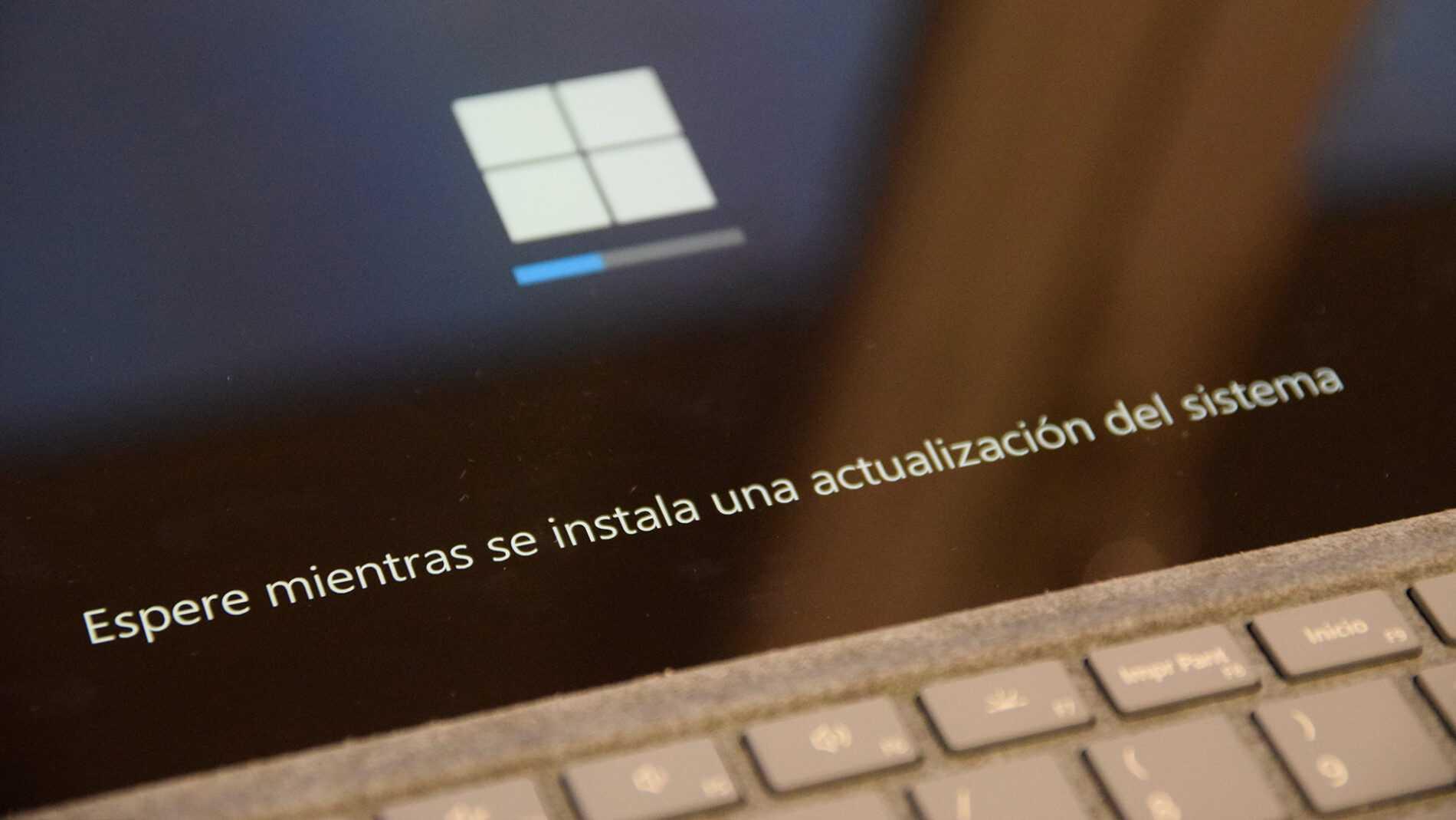 Nouveau firmware pour Surface Pro 7 maintenant disponible