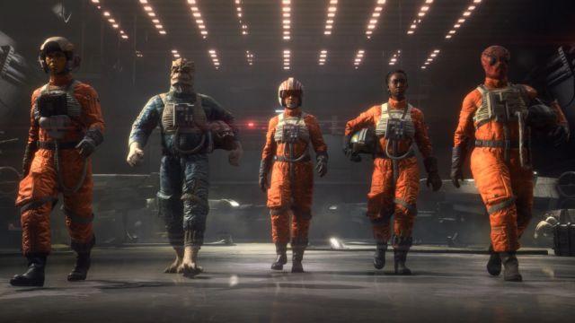 Développement de jeux Star Wars Ubisoft Massive Entertainment