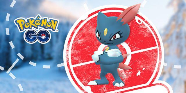 Pokémon GO - Événement Sneasel