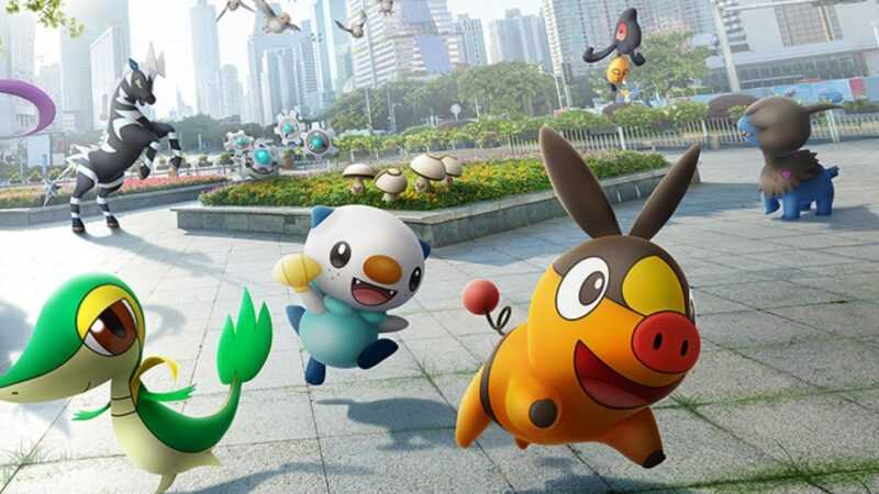 Pokémon GO: Le défi de la collection Unova arrive;  Pokémon et récompenses