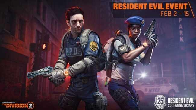 The Division 2: comment obtenir le skin Leon S. Kennedy (Resident Evil 2);  détails et bande-annonce