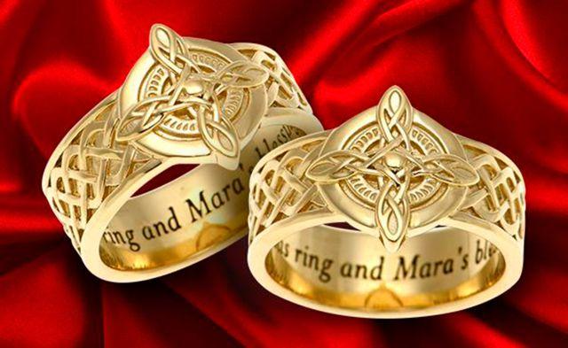 Voici les bagues en or 10 carats Elder Scrolls Online à 1000 $