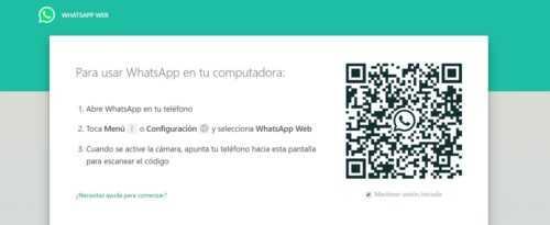 Connexion Web WhatsApp