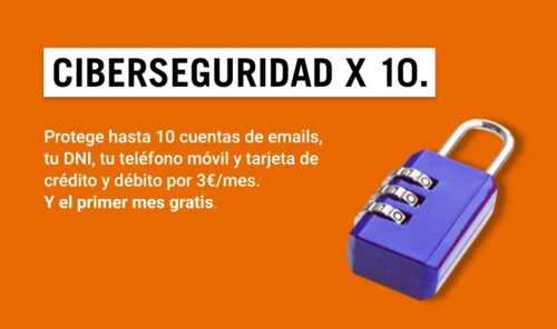 Yoigo Cybersecurity X10
