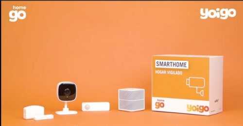Appareils Yoigo Smart Home
