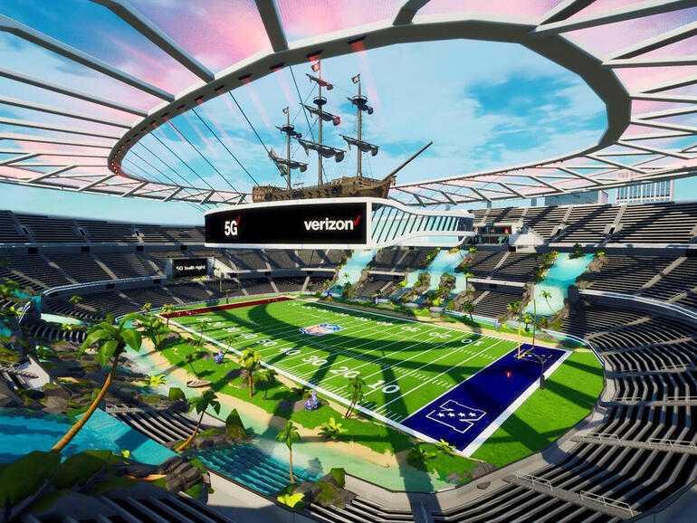 Super Bowl LV: les titans de la technologie exploitent la 5G, la RA et plus encore pour améliorer l'apparence et la convivialité du jeu