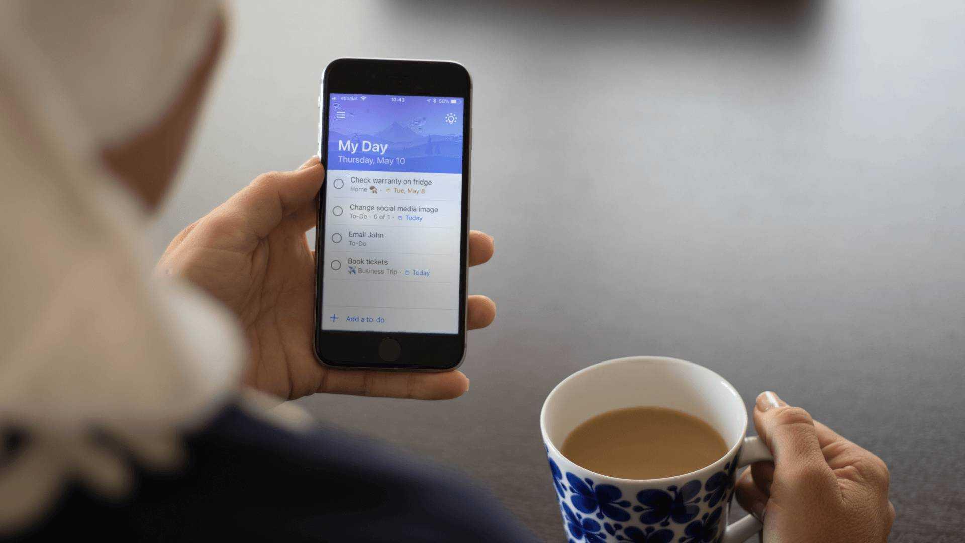 Les widgets Microsoft To Do arrivent enfin sur iOS