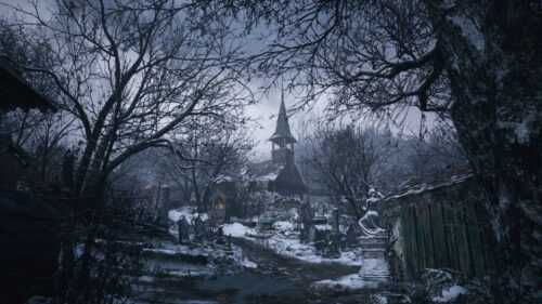 "Resident Evil Village sera ""beaucoup plus grand"" que Resident Evil 7"