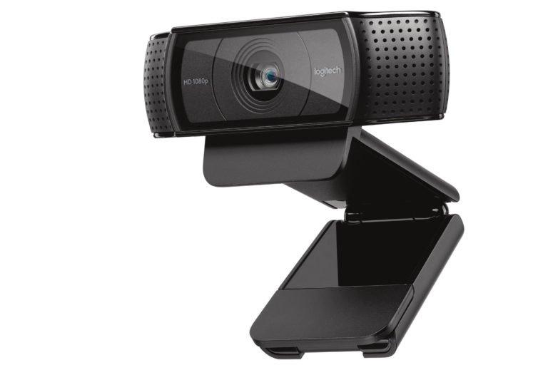 Le Fire TV Cube prend désormais également en charge les webcams pour Alexa et Skype.  (Photo: Logitech)