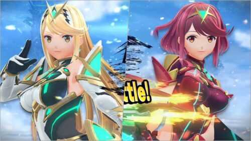 Pyra / Mythra (Xenoblade Chronicles 2), nouveau combattant de Super Smash Bros.Ultimate