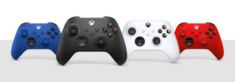Manette Xbox pour Series X / S: utilisation et dépannage avec plusieurs appareils