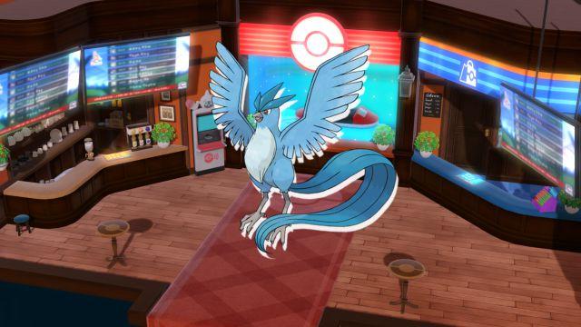 Articuno, Zapdos et Moltres dans Pokémon GO