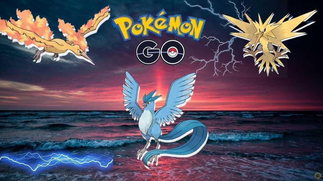 Articuno, Zapdos et Moltres dans Pokémon GO: comment les vaincre lors de raids et de meilleurs compteurs