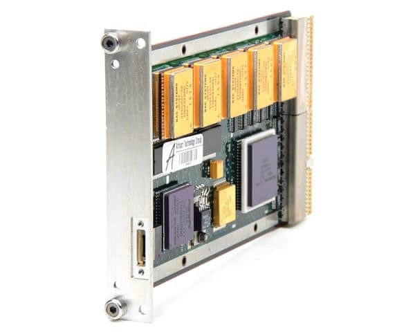 Image de la plaque BAE 750, ordinateur qui est le cerveau de la persévérance