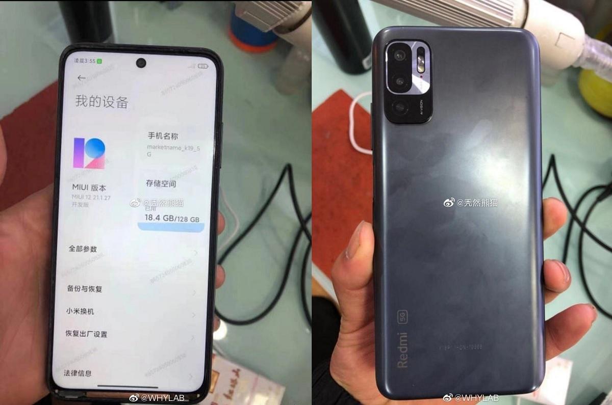 Xiaomi Spain annonce la date du Xiaomi Redmi Note 10