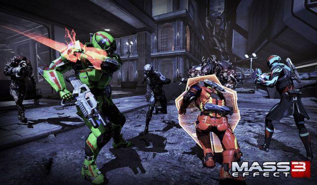 Bioware justifie l'absence de modes en ligne dans Mass Effect Legendary Edition