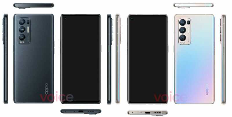 Conception OPPO Find X3 Neo
