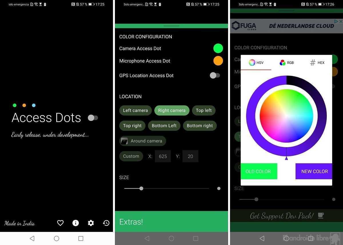 Cette application vous permet d'avoir la meilleure fonctionnalité de confidentialité d'iOS 14 sur Android