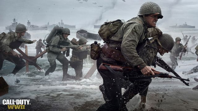 Call of Duty: Seconde Guerre mondiale |  Activision