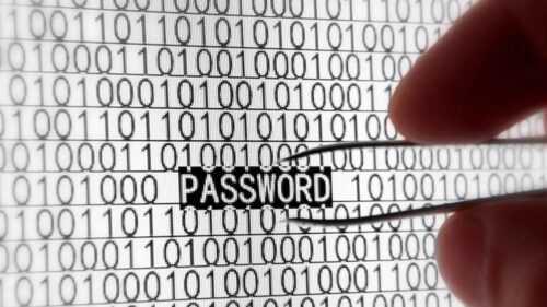 Filtrage des mots de passe