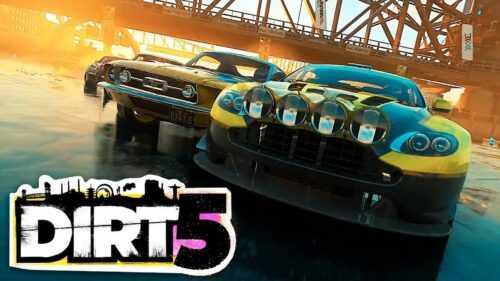 Dirt 5, Code Vein et Wreckfest parmi les nouveautés du Xbox Game Pass