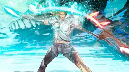 El Shaddai: Ascension of the Metatron en route vers PC 10 ans après sa sortie originale