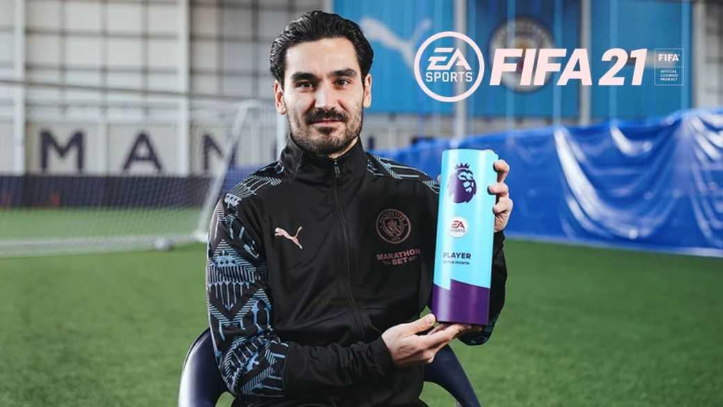FIFA 21 |  Gundogan a choisi le POTM de la Premier League en janvier: comment relever le défi