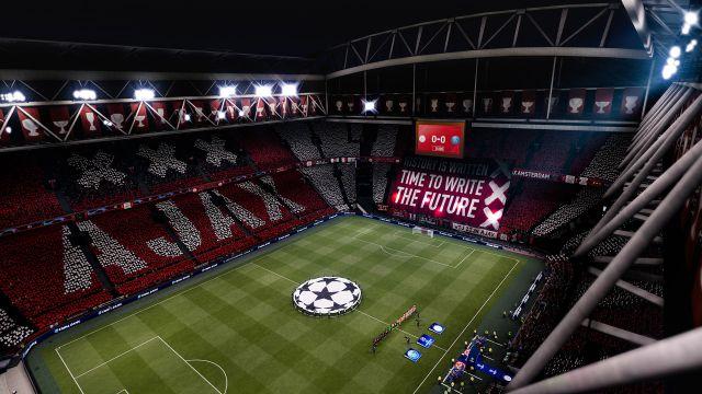 Accord FIFA 21 Extension des ventes record de l'UEFA Champions League