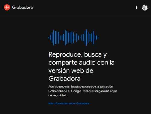 Google prépare une interface Web pour l'application Pixel Recorder