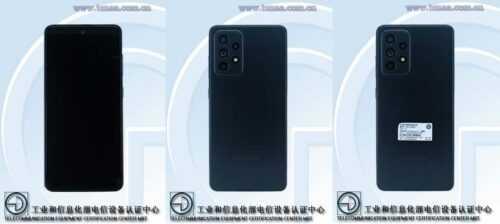Galaxy A52 5G TENAA