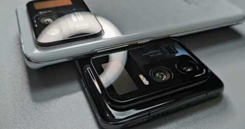 Le Xiaomi Mi 11 Ultra est réel: quelle folie d'appareil photo