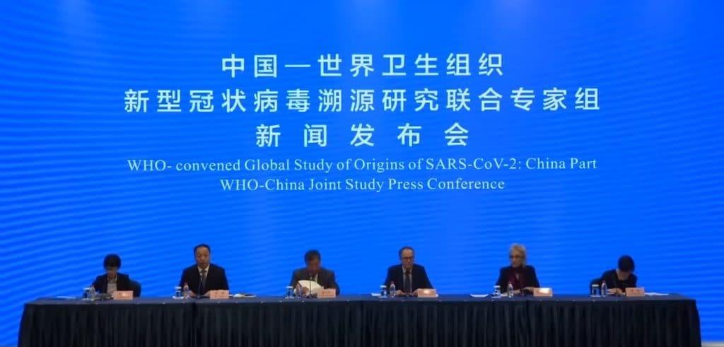 Conférence de presse sur les enquêtes sur les coronavirus