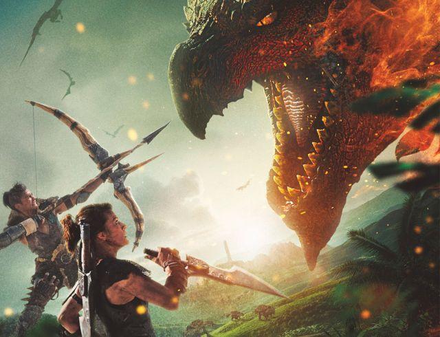 Le film Monster Hunter partage 9 minutes d'action débridée avec Milla Jovovich