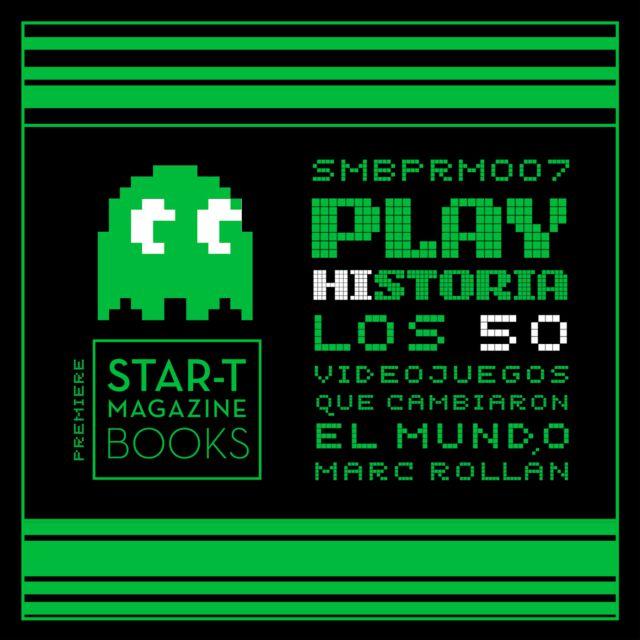 Le livre Play Historia: Les 50 jeux vidéo qui ont changé le monde est maintenant en vente