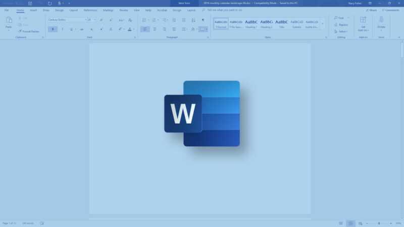 Microsoft Word aura bientôt un véritable mode sombre