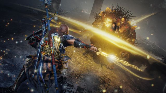 Nioh 2 Remastered Transfer Game PS4 à PS5