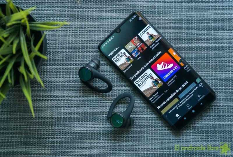 Podcast Spotify Musique Android Xiaomi Mobile