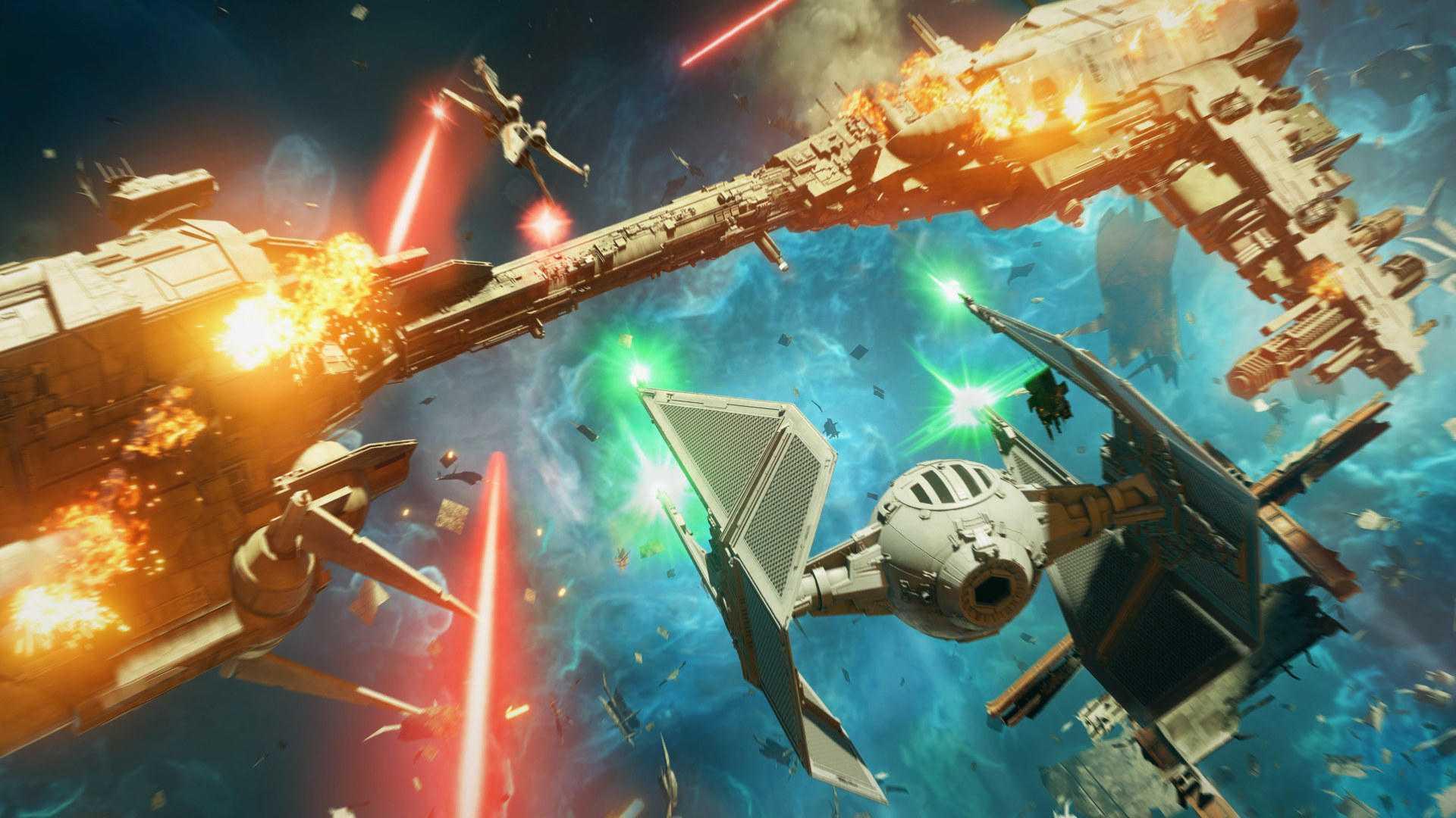 Star Wars: Squadrons et NFL 21 arrivent sur EA Play en mars