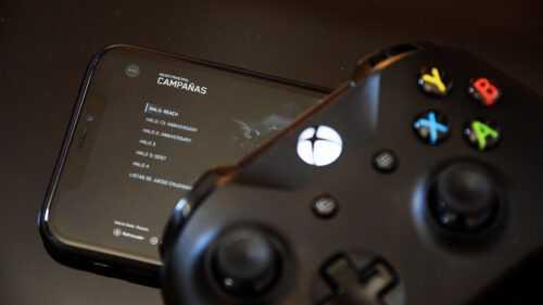 Voici à quoi ressemble Xbox Cloud Gaming sur le Web