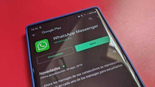 Vous ne pourrez pas continuer à utiliser WhatsApp si vous n'acceptez pas ses nouvelles conditions