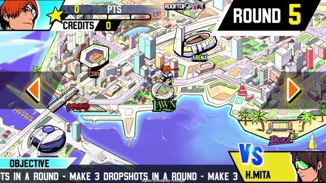 Windjammers 2 montre son mode arcade